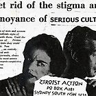 Get Rid of the Stigma and Annoyance of Serious Culture by Leigh Blackmore