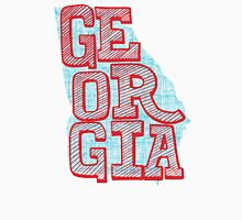 United Shapes of America - Georgia Unisex T-Shirt