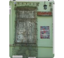 Window screen iPad Case/Skin