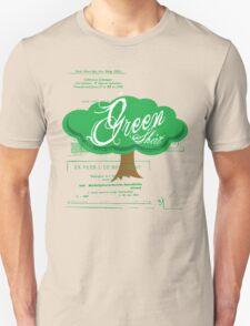 Green Shirt T-Shirt