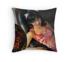 You Will Find Me Tonight Throw Pillow