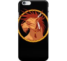 RedXIII iPhone Case/Skin