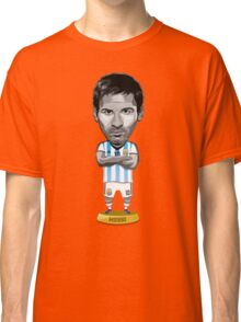 Messi figure Classic T-Shirt