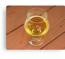 Golden Age of Beer Canvas Print