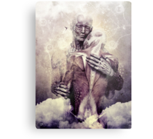 If Only The Sky Would Disappear Metal Print