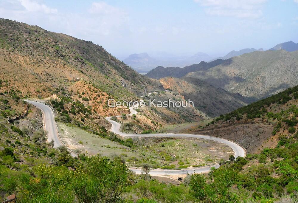 Mountains of Somalia by George Kashouh
