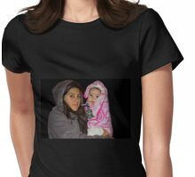 Cuenca Kids 640 Womens Fitted T-Shirt