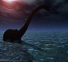 One night in Loch Ness. by alaskaman53
