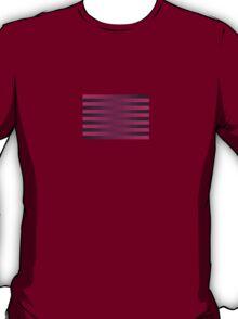 Purple Weave Pattern T-Shirt