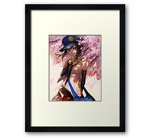 Marie - Persona 4 Framed Print