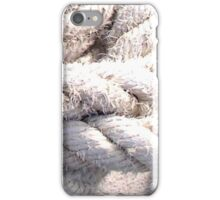 Nautical impression at the harbour of Terschelling iPhone Case/Skin