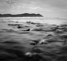 Incoming - South East Cape, Tasmania by Liam Byrne