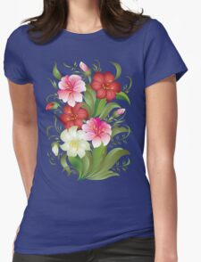 Floral watercolor bouquet T-Shirt