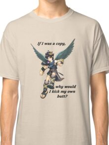 Kid Icarus - Dark Pit Classic T-Shirt