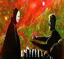 Playing chess with Death by Icarusismart
