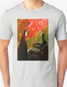 Playing chess with Death T-Shirt