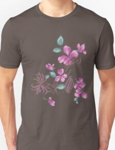 Cute purple flowers T-Shirt