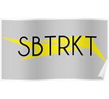 SBTRKT Poster