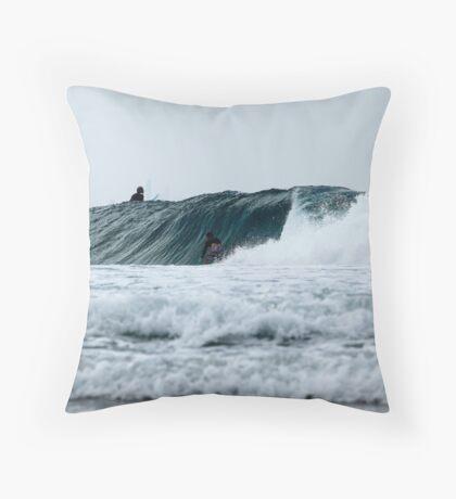 Walling Up! Throw Pillow
