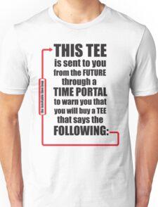 Time Travel Tee Unisex T-Shirt