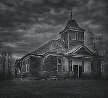 The Schoolhouse by April Koehler