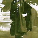 My Mother in her kilt. - circa 1914 by EdsMum