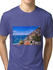 Love Of Poistano Italy Tri-blend T-Shirt