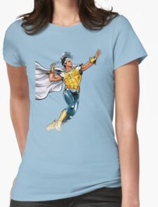 Roger HERO Womens Fitted T-Shirt