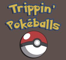 Tripping Pokeballs by erinttt
