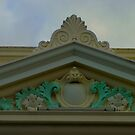 Facade Detail - Rockhampton Queensland Australia by Gryphonn