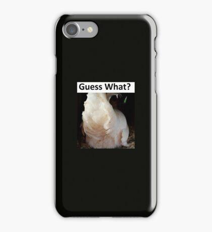 Chicken Butt iPhone Case/Skin
