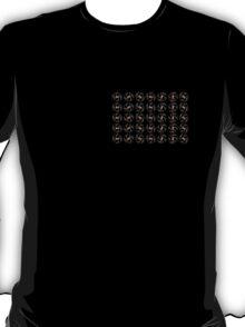 Tree Branch Pattern T-Shirt