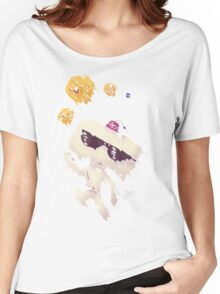 Hexahedrons Women's Relaxed Fit T-Shirt