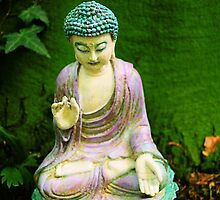 Buddhas peace by Lilaviolet