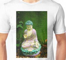 Buddhas peace Unisex T-Shirt