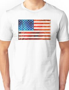 American Flag Art - Old Glory - By Sharon Cummings Unisex T-Shirt