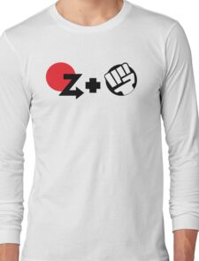 Shoryuken Long Sleeve T-Shirt