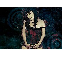 Dissolved Girl Photographic Print