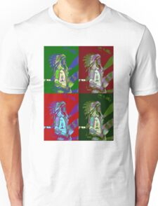 Indian Chief Pop Art 2 Unisex T-Shirt