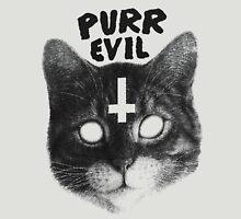Purr Evil Cat T-Shirt