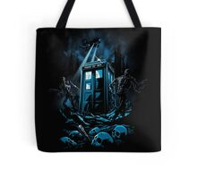 The Doctor's Judgement Tote Bag