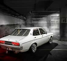 Dean Cecil's Mitsubishi Galant by HoskingInd