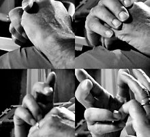 """moving your hands by Antonello Incagnone """"incant"""""""
