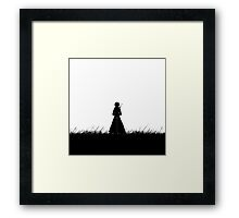 Kirito Framed Print