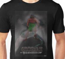 Grognak the Barabarian Skyrim parody Unisex T-Shirt
