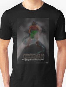 Grognak the Barabarian Skyrim parody T-Shirt