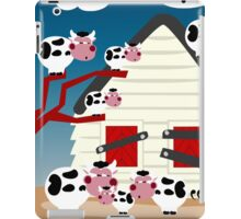 The Cows iPad Case/Skin