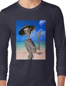Looking forward to the Summer Long Sleeve T-Shirt