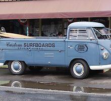 Surfer Truck by Dennis Cheeseman
