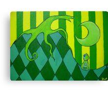 Vegetable Canvas Print